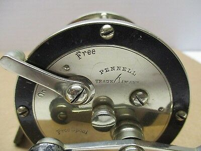 Vintage Pennell Trade Mark Free Spool 250 Yd. *******************