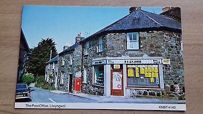 Wales : Post Office, Llwyngwril, Merionethshire