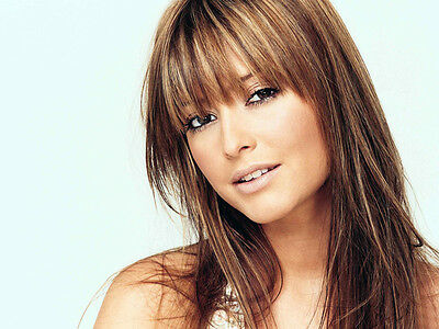 Holly Valance UNSIGNED photo - H2928 - BEAUTIFUL!!!!