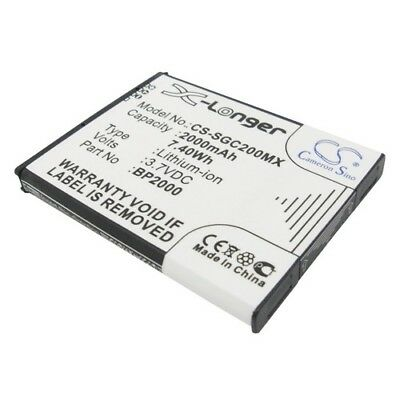 Replacement Battery For SAMSUNG BP2000