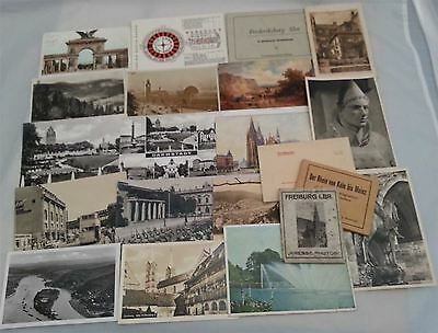 Postcards of Germany 50 cards PC6-10