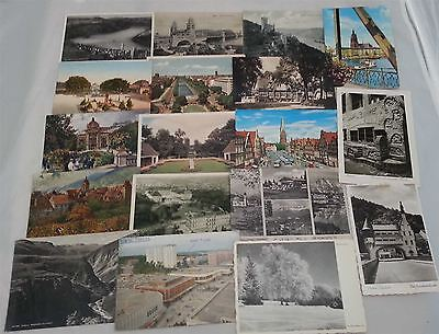 Postcards of Germany 50 cards PC6-11