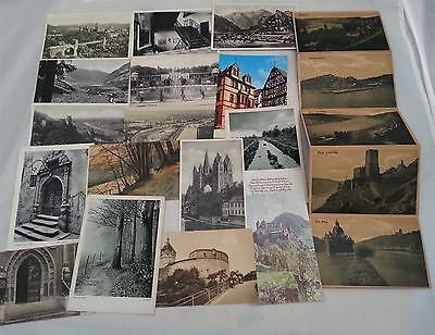 Postcards of Germany 50 cards PC6-12