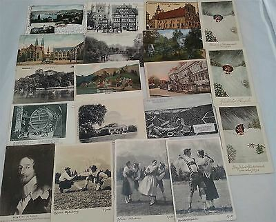 Postcards of Germany 50 cards PC6-13