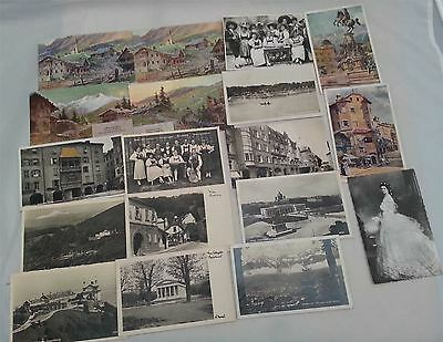 Postcards of Germany 50 cards PC6-9