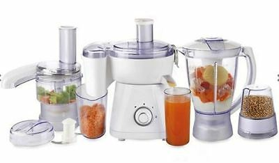 New Food Processor 7 in 1 400W Multi-function For home and kitchen High Quality