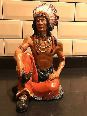 Indian Chief Ornament