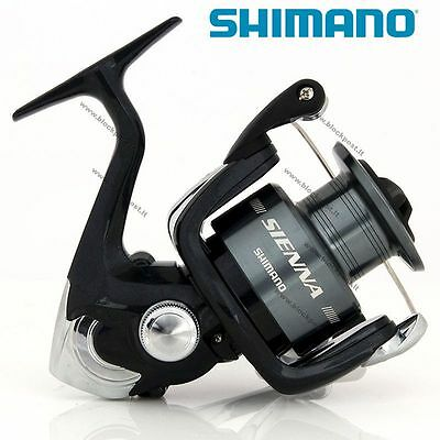 SHIMANO SIENNA FE  REEL FB, Different size