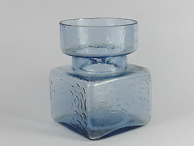 Art Glass Vase c1965 - RIIHIMAKI Pala by Helena Tynell
