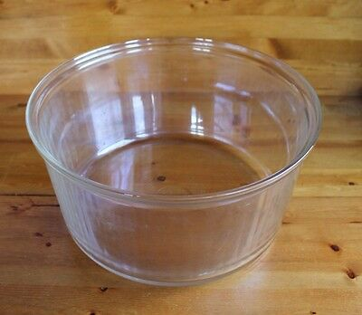 Tall & Stout Company High Speed Convection Oven Replacement Bowl - Used 13x6.5in