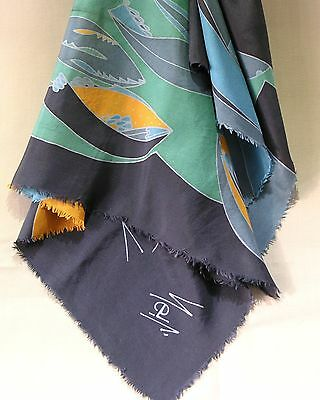Vintage Silk Scarf by 'Neil'
