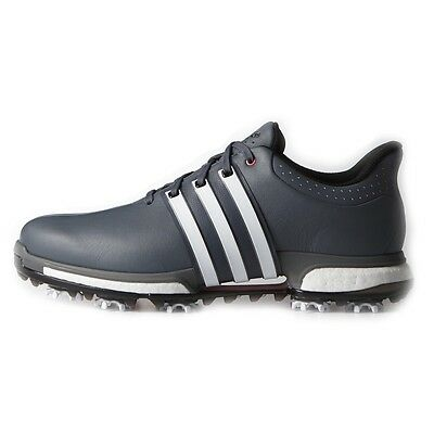 New Men'S Adidas Tour 360 Boost Golf Shoes Onix/white F33253/f33265- Pick A Size