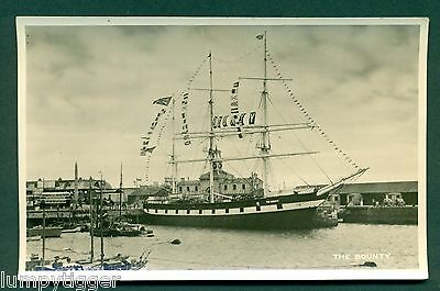 THE BOUNTY BY SUNBEAM,THANET, vintage postcard