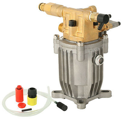 "Generic Replacement 3000 psi Horizontal Pressure Washer Pump 3/4"" Crankshaft"