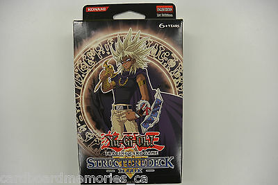 Yu-gi-oh! Yugioh Marik Ancient Egyptian Structure Deck - New in box