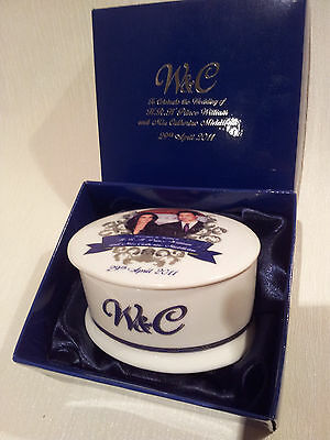 Prince William and Catherine Middleton Royal Wedding Royal Family Commemorative