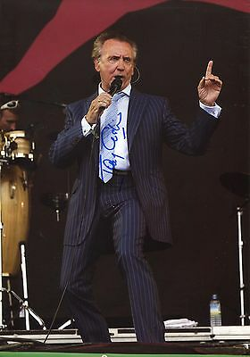 SINGER Tony Christie autograph, In-Person signed photo