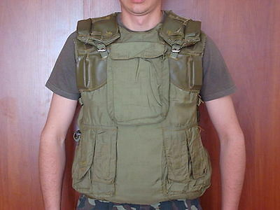 Chechen War 6B3 Empty Russian Army Military Vest Cover Vdv Real Bulletproof