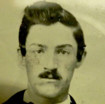 John Wilkes Booth photo, new discovery
