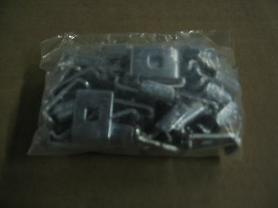 CABLOFIL CE30EZ Steel Cable Tray Clamp Washer, Pack of 50