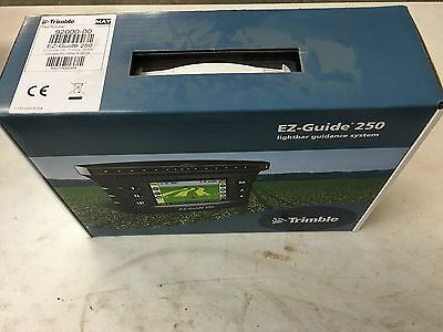 NEW!! Trimble EZ Guide 250 GPS Lightbar with AG15 Antenna Upgrade Kit (N-073)