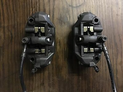 Honda Cbr 600rr Calipers And Master Cylinder
