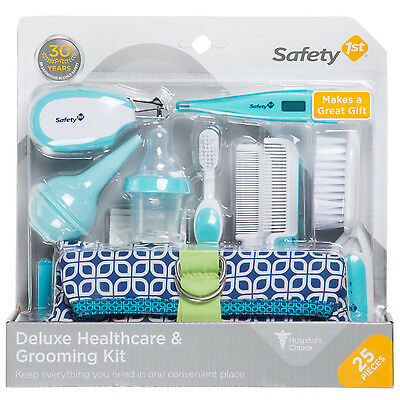 Safety 1st Deluxe Healthcare & Grooming Kit, Seville