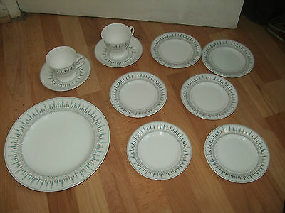 Spode Brussels dinner ware, Spode bone china, cups, plates etc