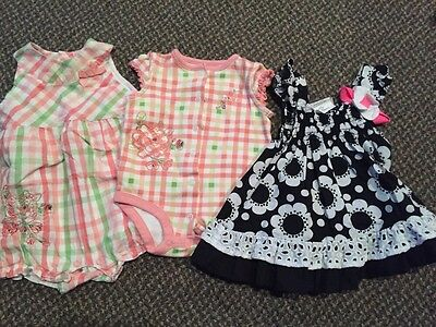 3-6 Month Summer Outfits