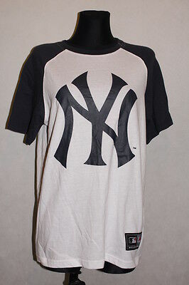 majestic baseball new york shirt size large M giants