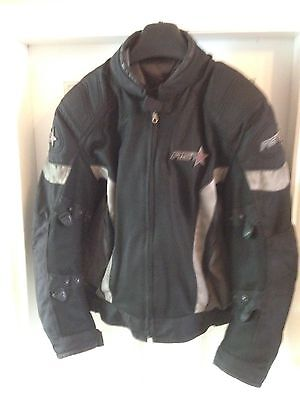 RST Textile Motorbike Jacket And Trousers - Size XL