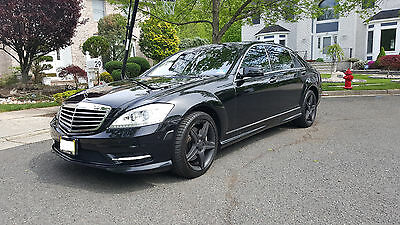 2010 Mercedes-Benz S-Class S550 4MATIC 2010 Mercedes Benz S550 4MATIC W/ AMG SPORTS PACKAGE & NIGHT VISION