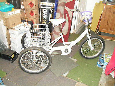 Tri Mantis Tricycle  3 Wheel Bike / Cycle