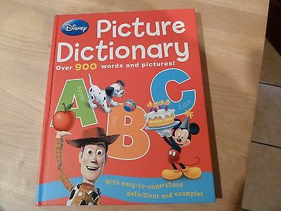 Disney - Picture Dictionary Book