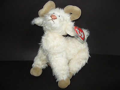 Ty Beanies Bear - Attic Treasures Ramsey With Tags