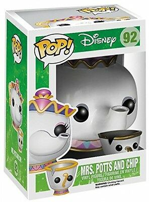 Mrs Potts And Chip Funko POP Disney Beauty and the Beast Collectible Character