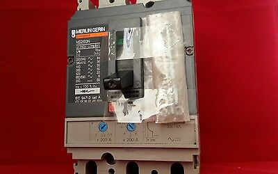 Merlin Gerin Compact Ns250N Tm200D 200A Switch