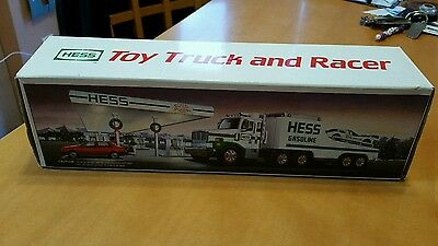 1988 Hess Truck and Racer, Lot #1