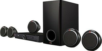 Lg 5.1 DVD Home Theatre System, 300W