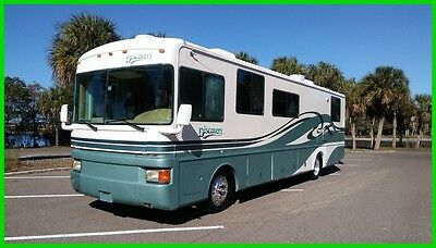 1997 Fleetwood Discovery Diesel Pusher Wide Body Allison 6 speed Automatic