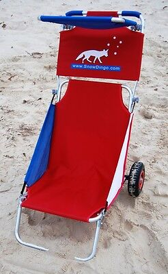 Trolley / Chair for picnic and the beach   All-in-One