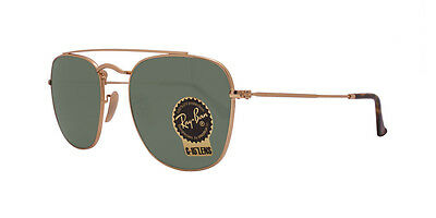 RAY BAN RB3557 001 54 Gold / Green Classic G-15