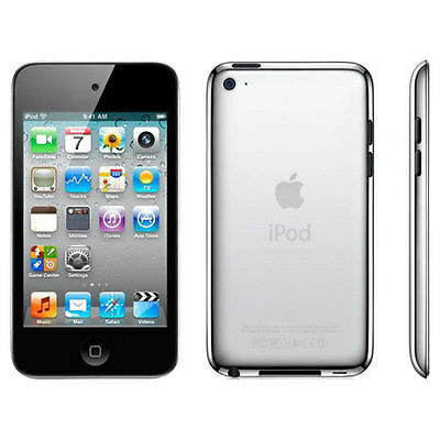 Ipod Touch 64Gb 4Th Generation Mp3 / Media Player (Black)