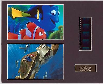 Finding Nemo Film Cell Display Duel Limited Edition Rare