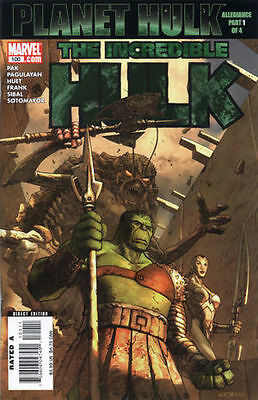 The Incredible Hulk Vol 2 #100