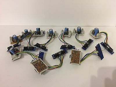10 SEEP point motors with built in Capacitor discharge units.