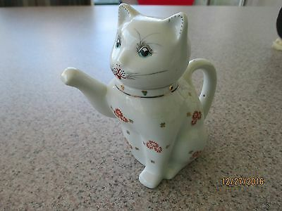 Cat Teapot, Made in China