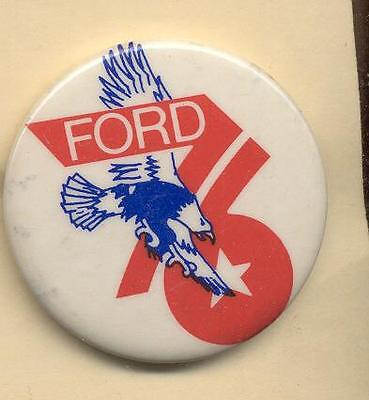 FORD President pin with eagle.