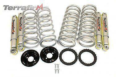 "Land Rover Discovery 2 TD5/V8 Heavy Duty Lift Kit +2"" (TF228) Air to Coil Conv"