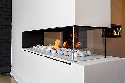 Real Flame Gas Log Heaters (Flue included)